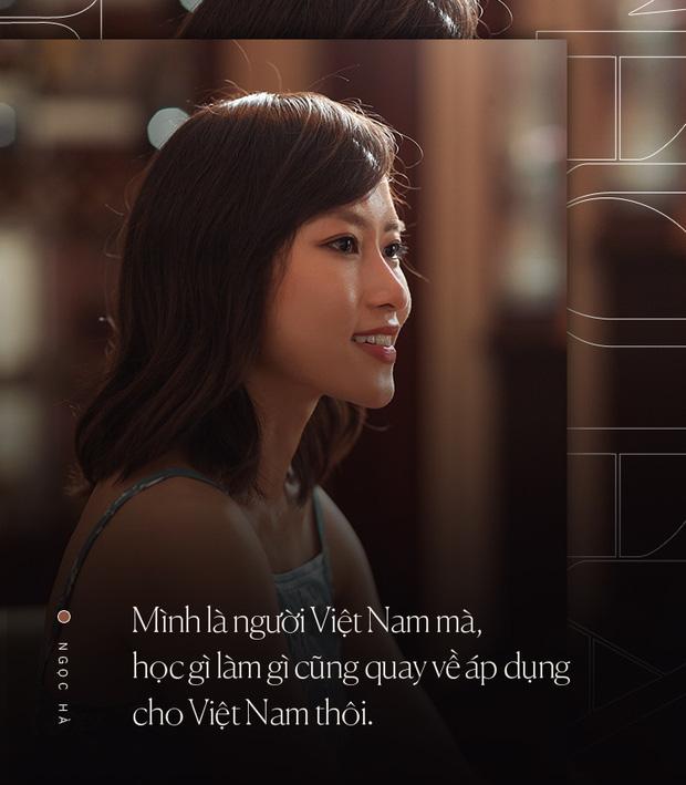 Ái nữ của chủ tịch HĐQT PNJ: Học bổng tiến sỹ Oxford và chuyện đi để trở về giúp người Việt Nam! - Ảnh 4.