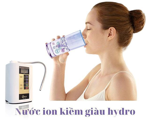 Máy lọc nước ion kiềm giàu hydro đâu là cách nhận diện? - Ảnh 1.