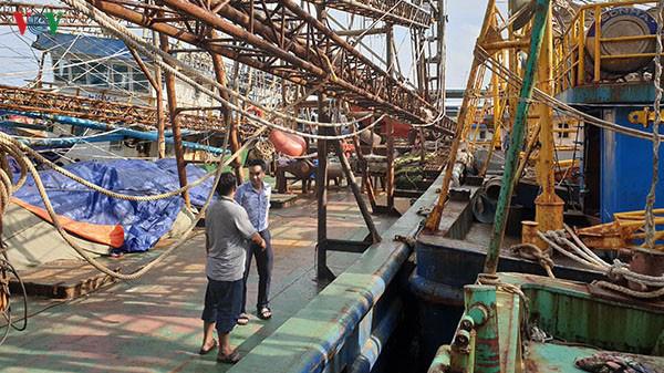 Tàu vỏ thép đóng mới theo Nghị định 67: Ngân hàng khởi kiện chủ tàu - Ảnh 1.