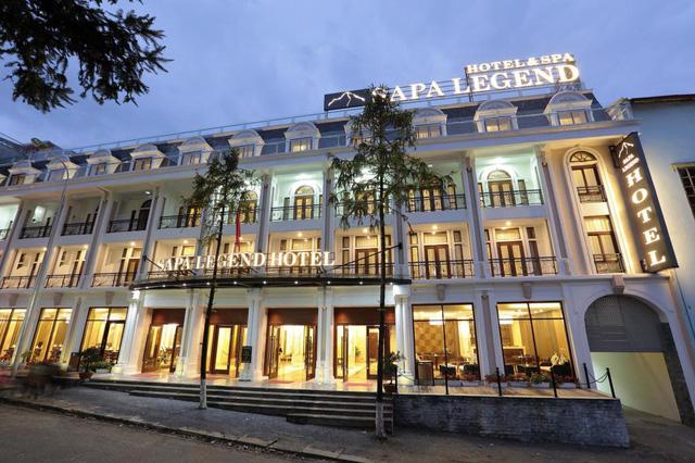 Lên Sapa tránh nóng, sao không thử ghé những khách sạn dưới đây: Tầm cỡ 4 sao nhưng giá cả chưa tới 1 triệu đồng/đêm, đủ dịch vụ sang chảnh từ hồ bơi đến spa  - Ảnh 5.