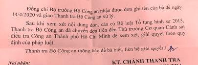 Bộ trưởng Công an giao Thanh tra Bộ xử lý vụ tiến sĩ Bùi Quang Tín tử vong - Ảnh 1.