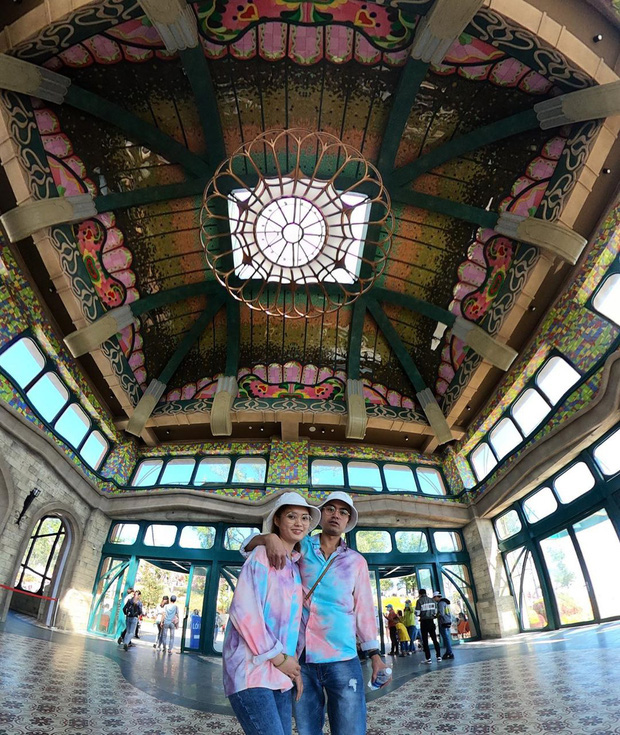 Nhà ga cáp treo đạt kỷ lục Guinness thế giới của Việt Nam: Bên trong đẹp tựa châu Âu thu nhỏ, xem ảnh sống ảo chỉ biết ngỡ ngàng - Ảnh 22.