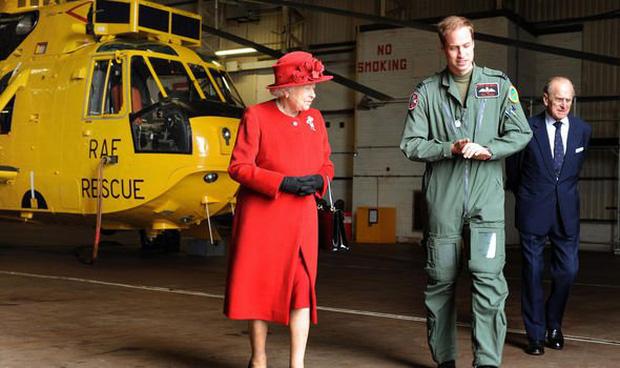 Niềm đam mê ít ai biết của Hoàng tử William: Sớm bị Nữ hoàng cấm cản vì thân phận là người kế vị tương lai - Ảnh 2.