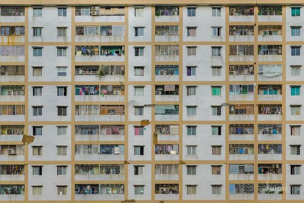 """Bộ ảnh """"có một Sài Gòn rất nhiều cửa"""" đang khiến cả MXH điên đảo vì quá độc lạ: Nhìn một hồi có khi… hoa luôn cả mắt! - Ảnh 12."""