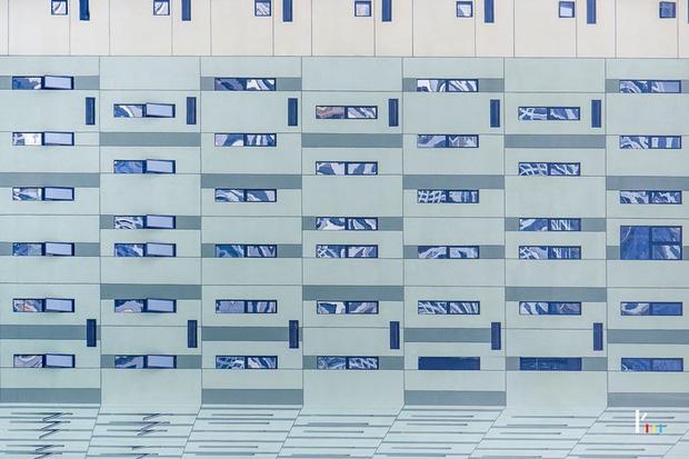 """Bộ ảnh """"có một Sài Gòn rất nhiều cửa"""" đang khiến cả MXH điên đảo vì quá độc lạ: Nhìn một hồi có khi… hoa luôn cả mắt! - Ảnh 7."""