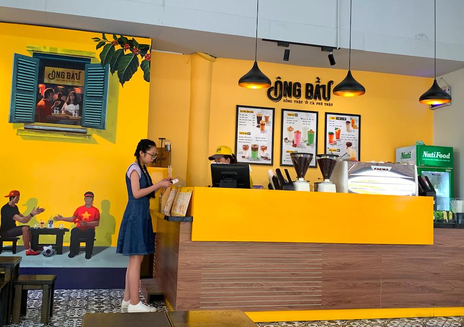 Chủ tịch NutiFood: Cà phê Ông Bầu muốn có 10.000 điểm bán nhưng sẽ không mở  rộng tràn lan, bất chấp