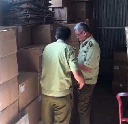 Phát hiện kho hàng lậu lớn trị giá hàng trăm triệu đồng tại Đồng Nai  - Ảnh 1.