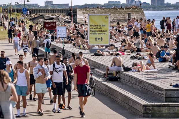 Ngược dòng thế giới thả nổi virus, Thụy Điển phải trả cái giá quá đắt và trở thành lời cảnh báo đáng sợ dành cho toàn nhân loại - Ảnh 1.