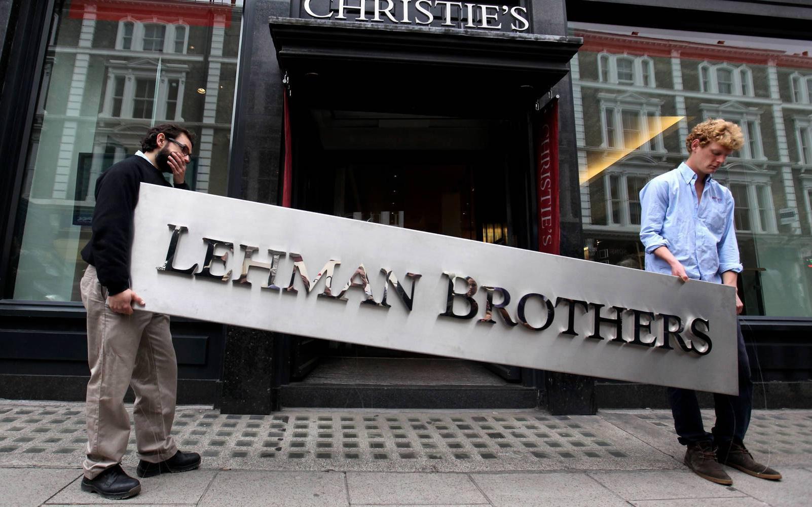 [Gian lận và sụp đổ] Lehman Brothers và vụ gian lận REPO năm 2008
