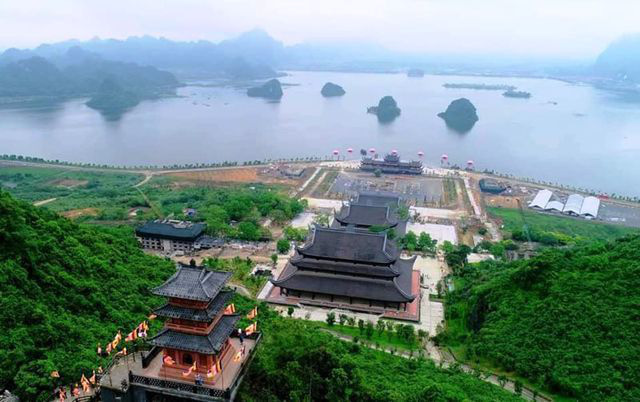 Đại gia Ninh Bình chuyên đi xây chùa nghìn tỷ  - Ảnh 2.
