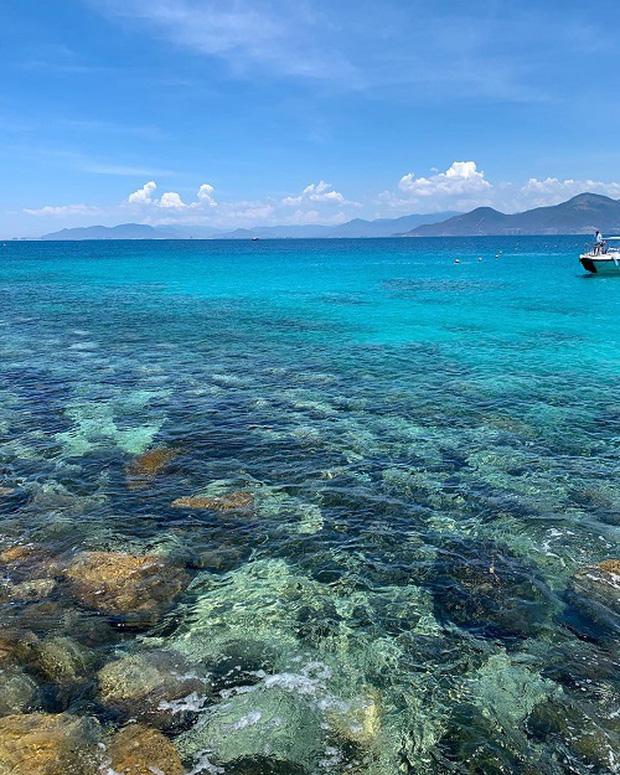 Những thiên đường biển đảo đẹp nhất Nha Trang hiện nay mà du khách không thể bỏ lỡ, nhiều nơi còn được sao Việt check-in liên tục - Ảnh 23.