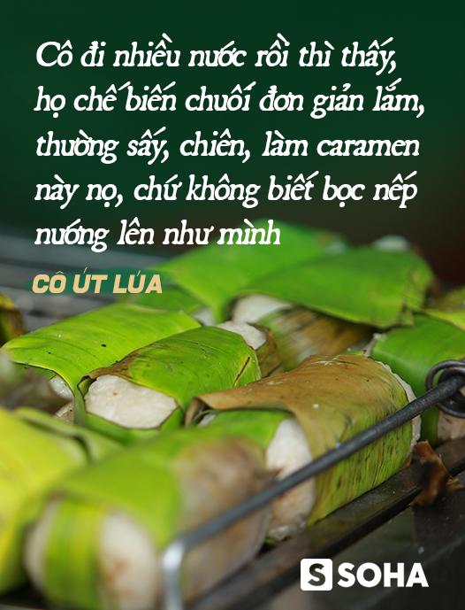 Người Việt Nam làm chuối nếp nướng ngon nhất thế giới: Từ hộ nghèo bán rong đến doanh thu 400 triệu đồng/tháng - Ảnh 5.