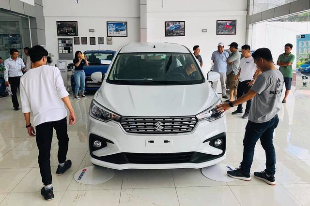 Suzuki Ertiga đại hạ giá: Chưa đến 460 triệu đồng, rẻ nhất phân khúc, tạo sức ép cho Mitsubishi Xpander - Ảnh 2.