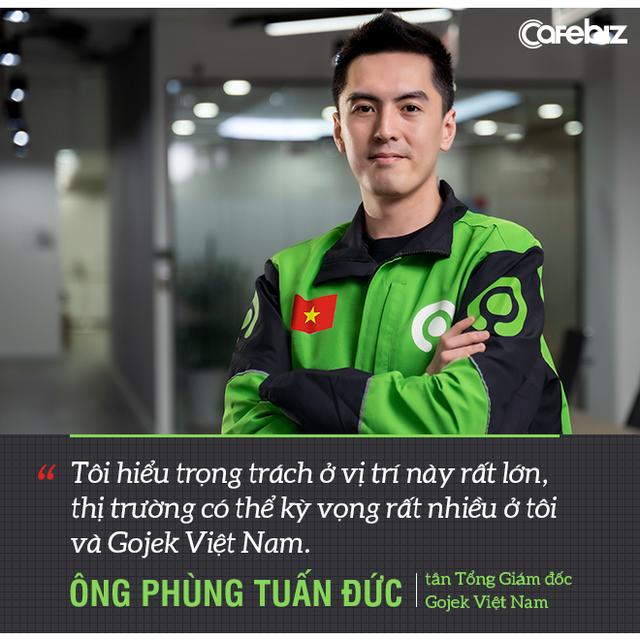 Tân TGĐ Gojek Việt Nam tiết lộ nước cờ mới khi thay đổi GoViet từ team đỏ sang team xanh  - Ảnh 3.