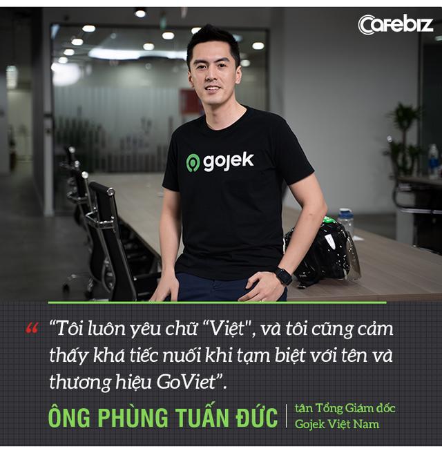 Tân TGĐ Gojek Việt Nam tiết lộ nước cờ mới khi thay đổi GoViet từ team đỏ sang team xanh  - Ảnh 6.