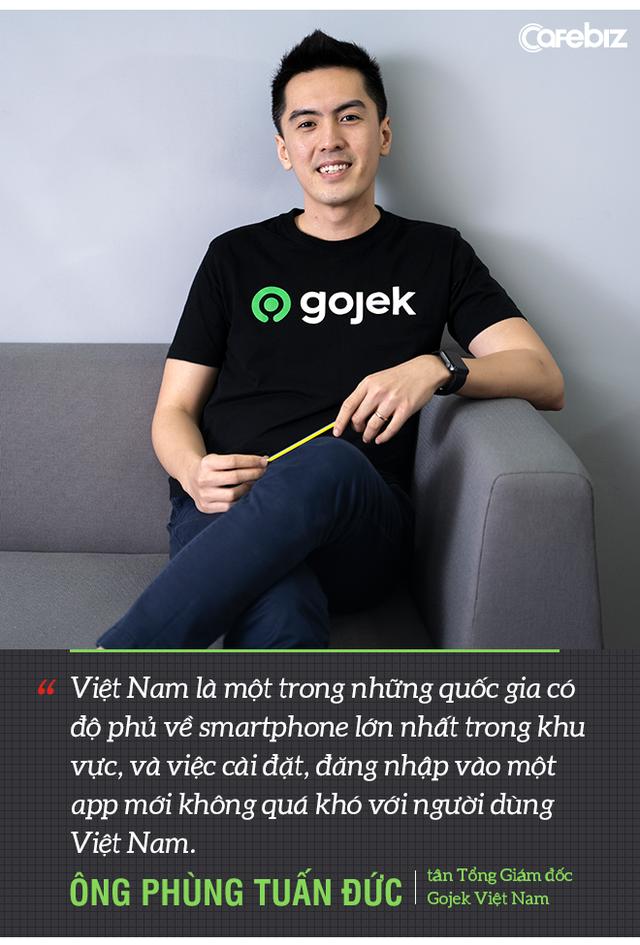Tân TGĐ Gojek Việt Nam tiết lộ nước cờ mới khi thay đổi GoViet từ team đỏ sang team xanh  - Ảnh 7.