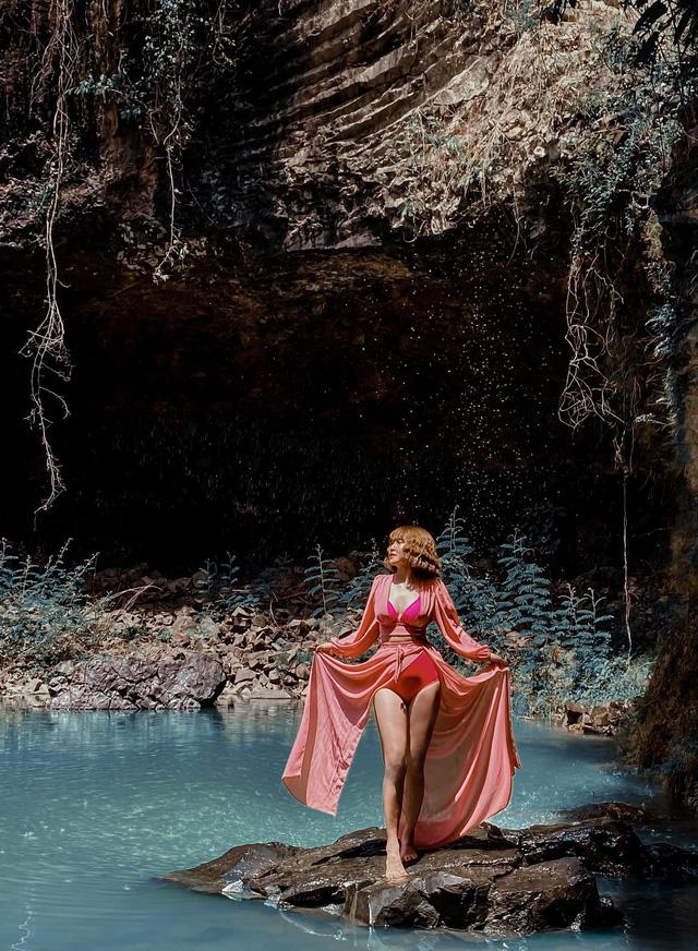Yêu vẻ đẹp hoang sơ, tìm về Buôn Ma Thuột: Núi đá Voi mẹ sừng sững, thác Dray Nur nước đổ hùng vĩ, không khí mát mẻ - Ảnh 15.