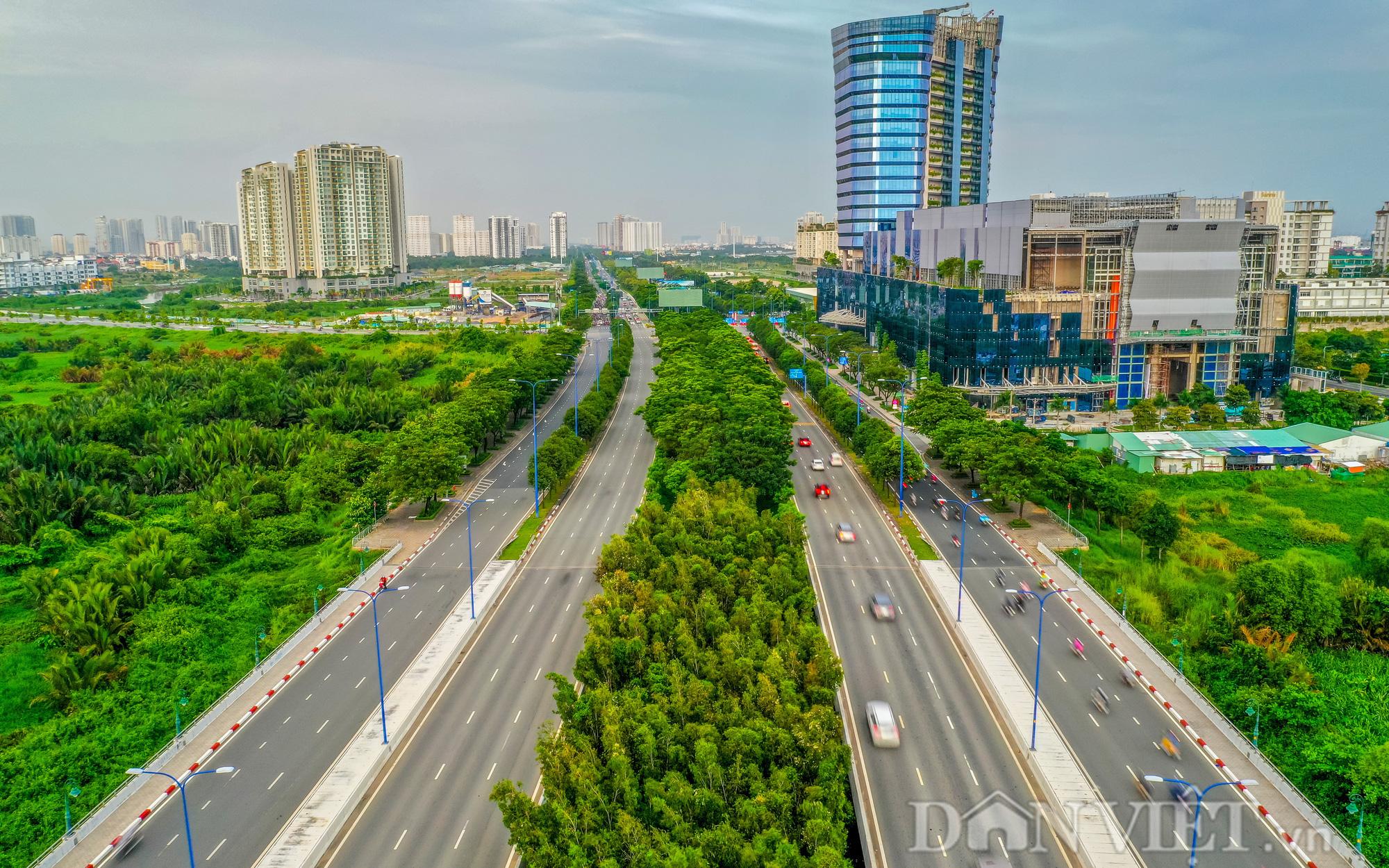 Chiến lược phát triển nhà ở đến 2025 tại TP.HCM: ''Siết'' nhà cao tầng trong trung tâm, ưu tiên phát triển đô thị sinh thái, nghỉ dưỡng ở Cần Giờ