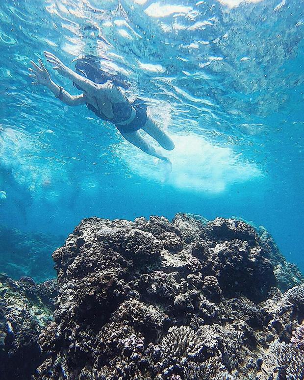 """Ngay tại Việt Nam cũng có 3 """"hồ bơi giữa biển"""" đẹp y hệt nước ngoài, hoang sơ đến nỗi rất hiếm du khách biết đến - Ảnh 17."""