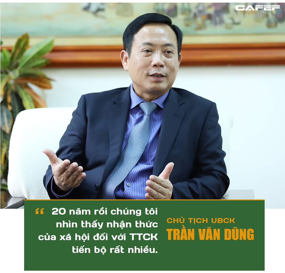 Chủ tịch UBCK Trần Văn Dũng: Tôi tin rằng TTCK Việt Nam được nâng hạng trước 2023 là tương đối chắc chắn - Ảnh 3.