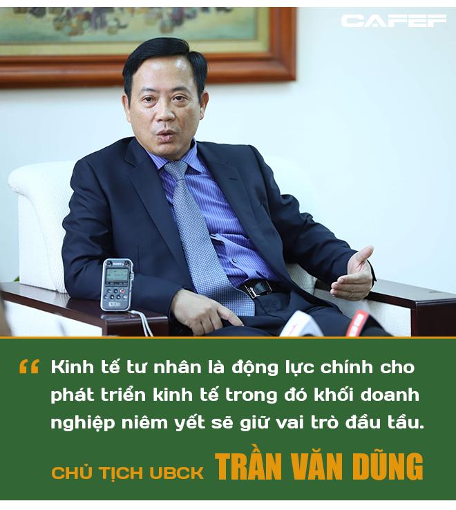 Chủ tịch UBCK Trần Văn Dũng: Tôi tin rằng TTCK Việt Nam được nâng hạng trước 2023 là tương đối chắc chắn - Ảnh 5.