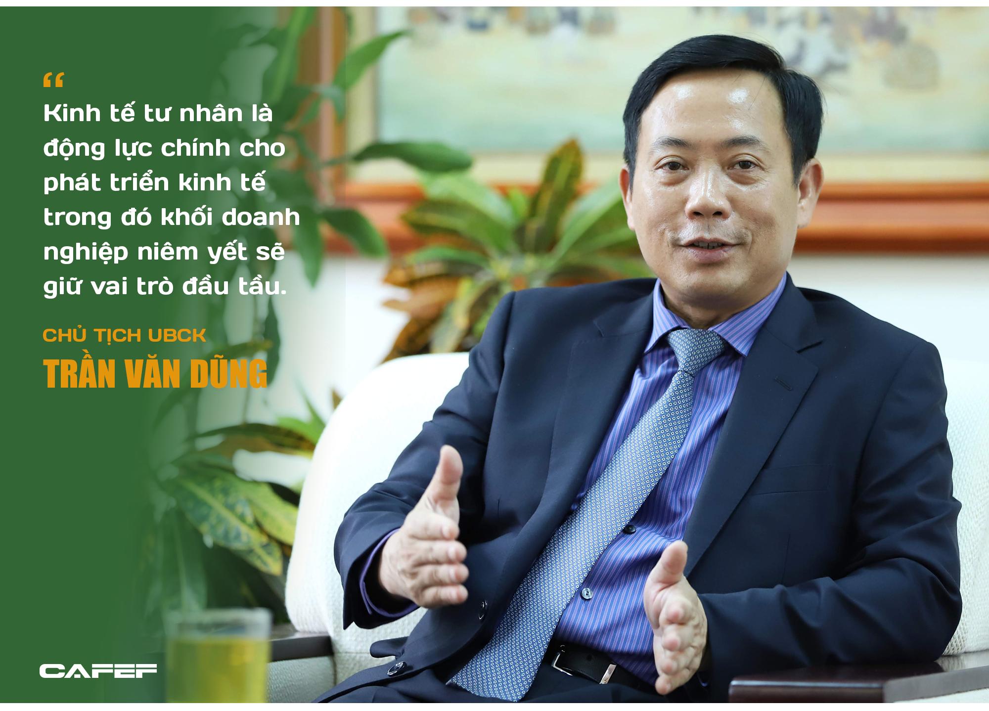 Chủ tịch UBCK Trần Văn Dũng: Tôi tin rằng TTCK Việt Nam được nâng hạng trước 2023 là tương đối chắc chắn - Ảnh 7.
