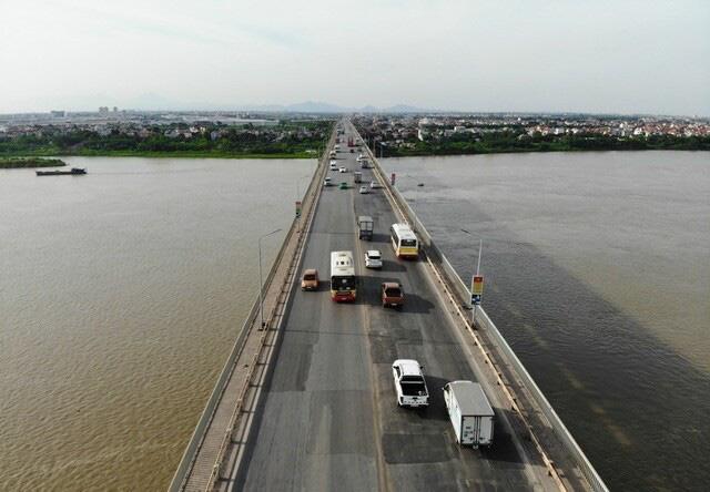 """Cấm xe, đóng cầu Thăng Long từ ngày 8/8 đến cuối năm để """"đại tu"""" - Ảnh 2."""