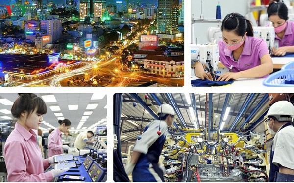 Tăng trưởng GDP cả năm có thể đạt 3,8% - Ảnh 1.