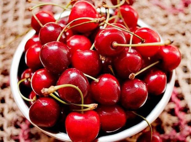 """Cảnh nông dân nước ngoài thu hoạch """"cơn mưa"""" cherry trên cây chỉ trong chớp mắt, sang đến Việt Nam được ăn 1 trái cũng khó - Ảnh 11."""