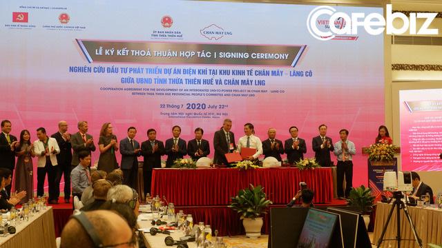 4 dự án đầu tư về năng lượng trị giá hơn 20 tỷ USD đã được ký kết - Ảnh 1.