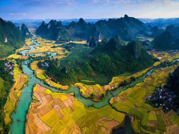 Báo quốc tế bình chọn những địa điểm du lịch hoành tráng nhất thế giới, xem đến cảnh đẹp của Việt Nam lại càng tự hào hơn - Ảnh 14.