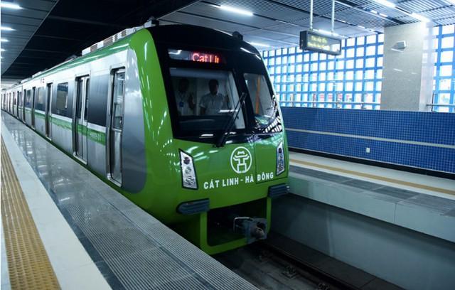 Đường sắt Cát Linh - Hà Đông sẽ chạy thương mại vào cuối năm nay? - Ảnh 2.