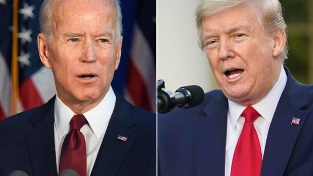 """Ông Biden dẫn trước Tổng thống Trump ở bang """"chiến địa"""" Florida - Ảnh 1."""
