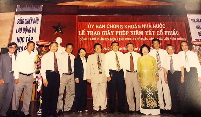 Chủ tịch Nguyễn Thị Mai Thanh: Tiên phong niêm yết lên sàn, REE sau 20 năm nhìn lại chỉ có được chứ không mất! - Ảnh 1.