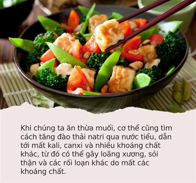 Tổng Thư ký Hội Dinh dưỡng Việt Nam: Khi vận động nhiều, không chỉ muối mà các vi chất khác cũng bị đào thảo khỏi cơ thể - Ảnh 2.
