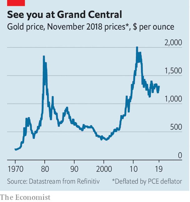 Tại sao thứ kim loại bị Warren Buffet cho là vô dụng như vàng lại có giá khi nền kinh tế biến động?  - Ảnh 2.