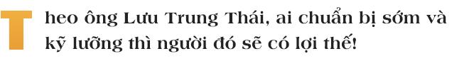 CEO MB Lưu Trung Thái: Ngân hàng to hơn không còn quan trọng, bây giờ quan trọng là ai thông minh hơn, nhanh hơn - Ảnh 1.