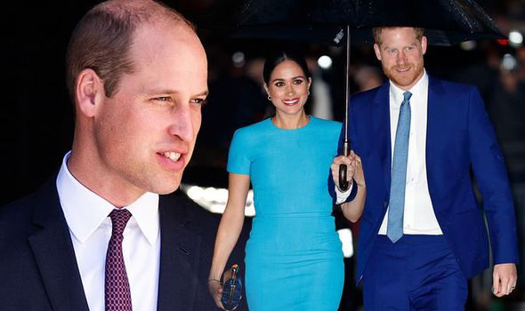 Chỉ đưa ra 2 lời khuyên về Meghan, Hoàng tử William đã khiến em trai Harry giận dữ và gây ra rạn nứt hoàng gia - Ảnh 1.