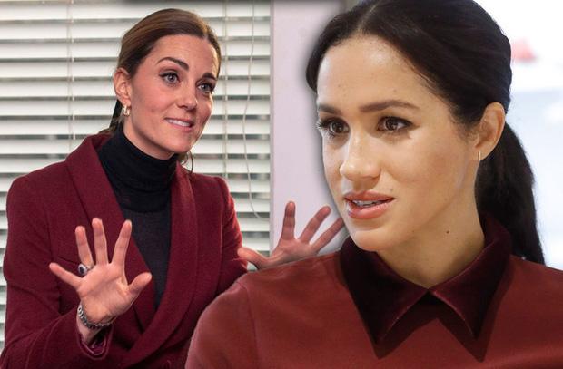 Công nương Kate thông qua bạn bè đáp trả những cáo buộc của Meghan Markle, tiết lộ những thông tin được giấu kín - Ảnh 1.