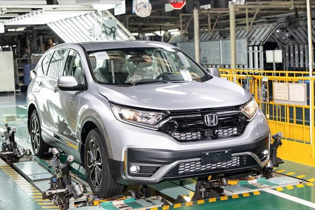 Đại lý báo giá dự kiến Honda CR-V 2020: Từ 1,009 tỷ đồng, tăng gần 30 triệu đồng so với đời cũ - Ảnh 1.