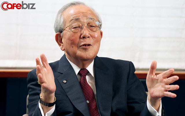 Con người, vì sao phải làm việc? Triết lý Inamori của Inamori Kazuo, ngay cả Jack Ma cũng ngưỡng mộ - Ảnh 1.