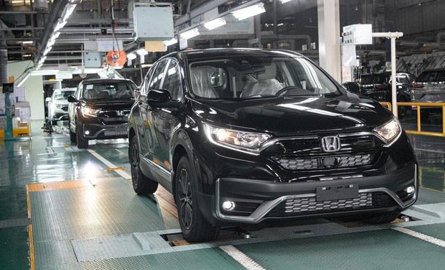 Đại lý báo giá dự kiến Honda CR-V 2020: Từ 1,009 tỷ đồng, tăng gần 30 triệu đồng so với đời cũ - Ảnh 5.