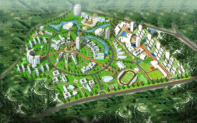 Siêu đô thị vệ tinh Hòa Lạc hơn 17.000ha có những gì? - Ảnh 5.