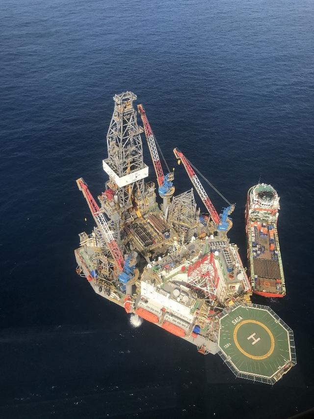 Phát hiện mỏ dầu khí mới có trữ lượng lớn nhất lịch sử ngành dầu khí Việt Nam - Ảnh 1.