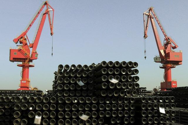 Trung Quốc lần đầu nhập siêu thép sau hơn 10 năm - Ảnh 1.