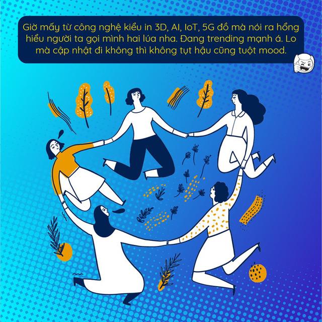 Chuyên gia nhượng quyền Nguyễn Phi Vân: Nhiều bạn trẻ khó 'sống sót' nếu không chịu cập nhật những kỹ năng mới giữa thời đại của trí thông minh nhân tạo, tự động hóa, robot... - Ảnh 6.