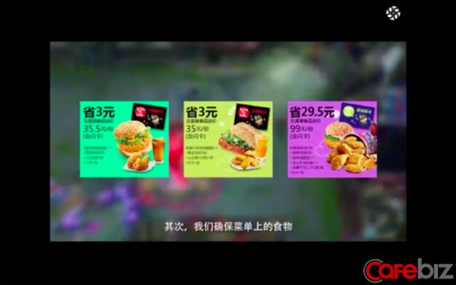 [Case Study] Một tay chơi game, một tay ăn gà rán: Nước đi cao thủ giúp tăng 5% lượng khách, 35% doanh số tại Trung Quốc của KFC  - Ảnh 3.