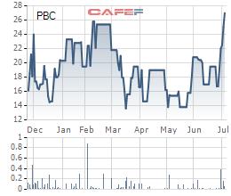 Dược phẩm Trung ương I - Pharbaco (PBC) muốn phát hành 50 triệu cổ phiếu hoán đổi công nợ - Ảnh 2.