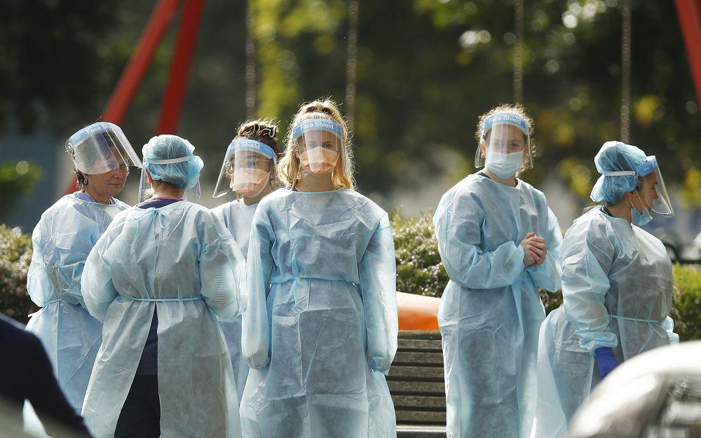 Làn sóng dịch bệnh thứ 2 có nguy cơ bùng phát, bang đông dân thứ hai nước Úc tái phong tỏa