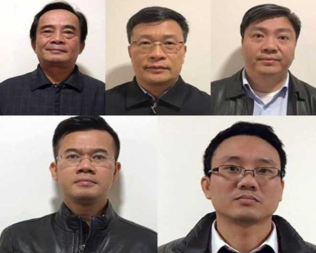 Xét xử 12 bị cáo trong vụ án xảy ra tại ngân hàng BIDV vào ngày 20/7 - Ảnh 1.